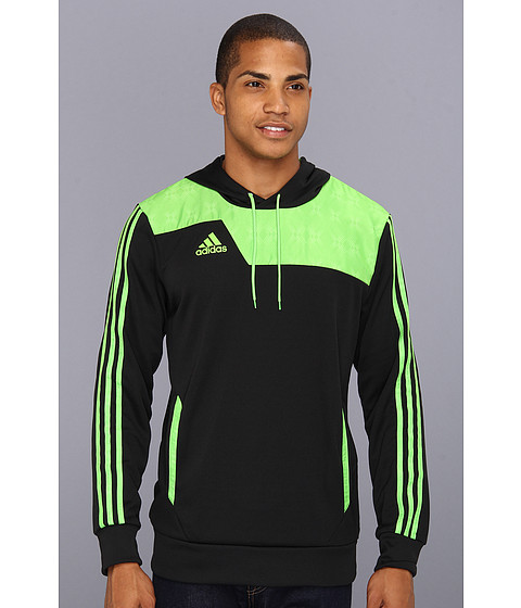 Search Adidas Speedtrick Hoodie Black Ray Green