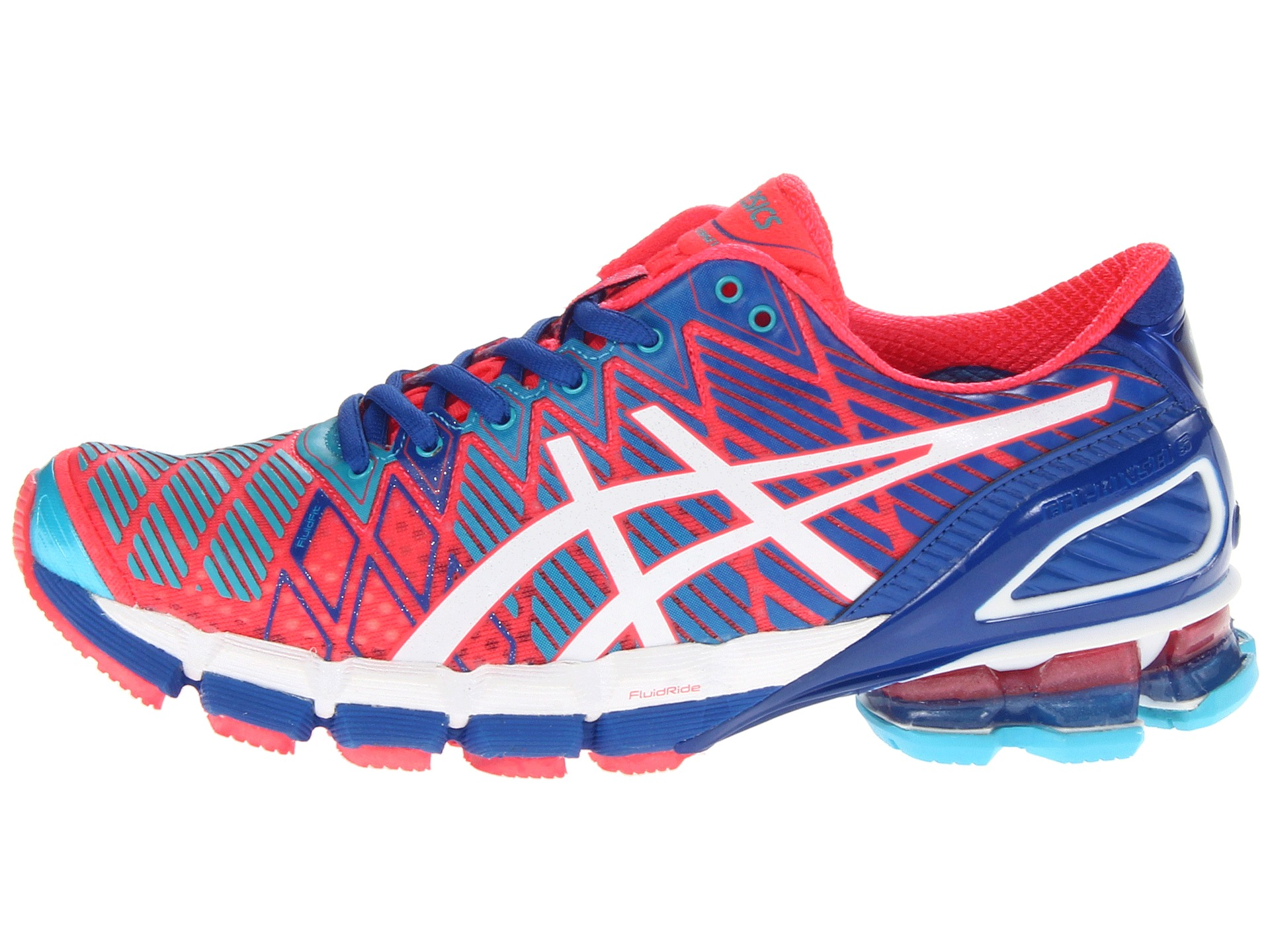 eastbay womens asics shoes homme
