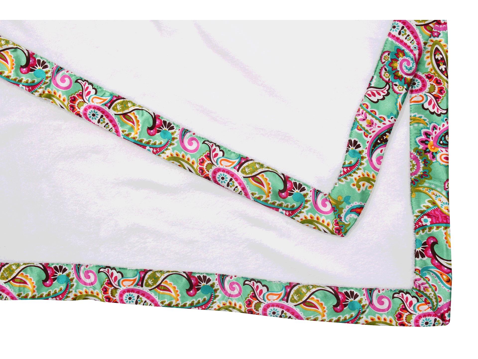 Vera Bradley Plush Baby Blanket Tutti Frutti Shipped