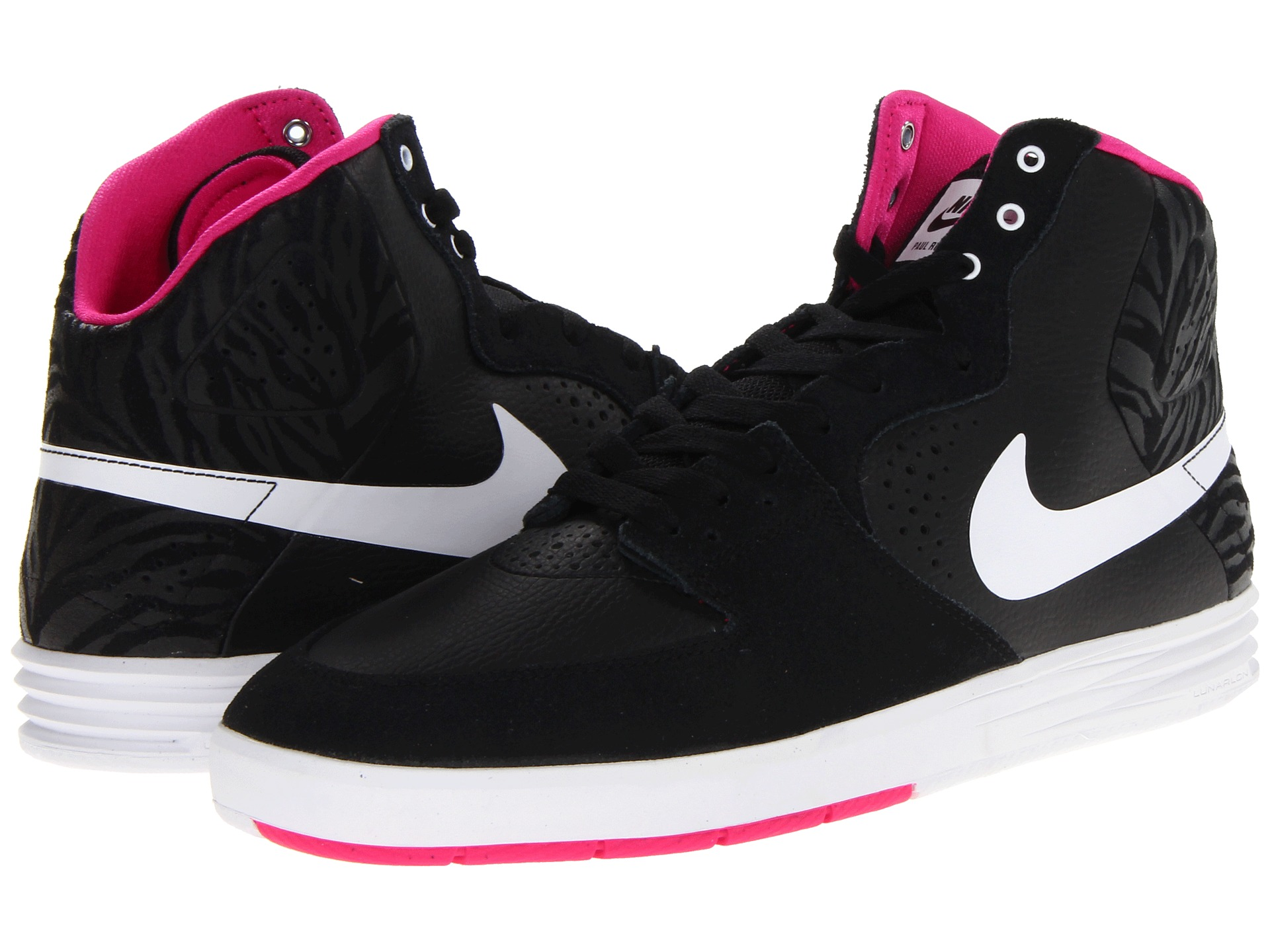 nike sb paul rodriguez 7 high shipped free at zappos. Black Bedroom Furniture Sets. Home Design Ideas