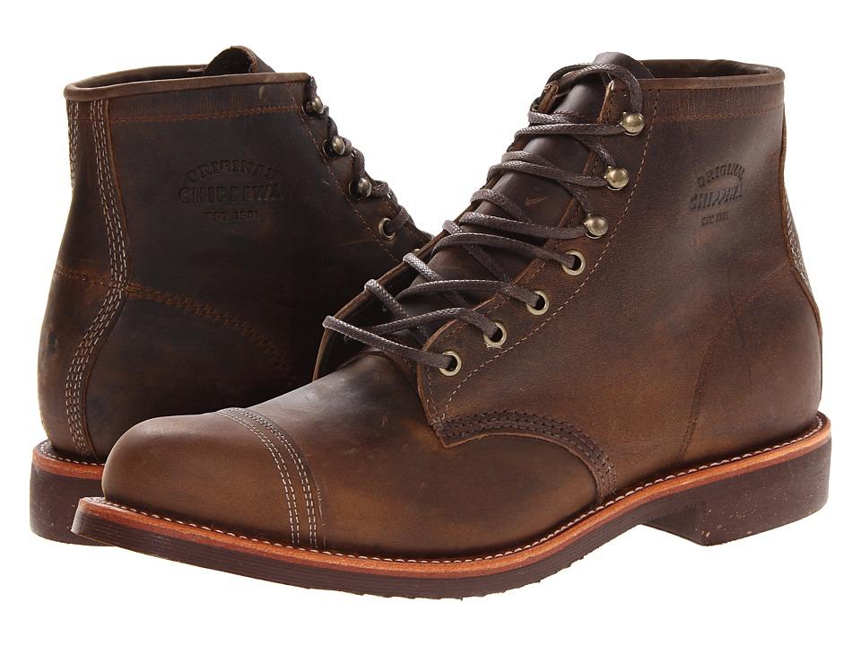 Chippewa Work Boots Tsaa Heel