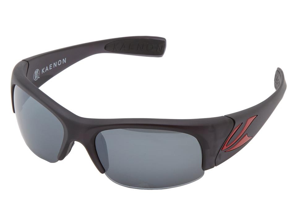 d28936e11b5 Kaenon Polarized Hard Kore Sunglasses Titanium G12 Lens