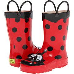 Western Chief Kids Ladybug Rainboot (Toddler/Little Kid/Big Kid)