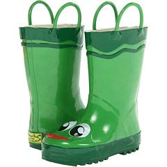 Western Chief Kids Frog Rainboot (Toddler/Little Kid/Big Kid)