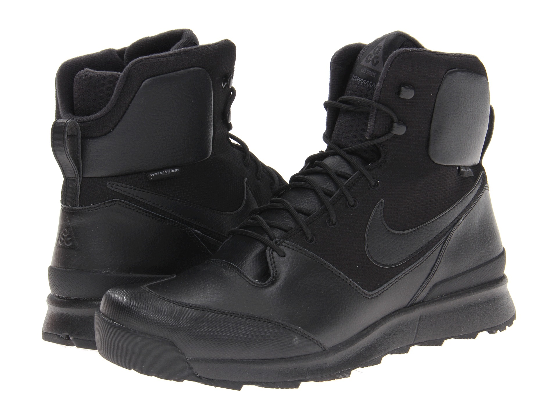 4eb435a2869d nike acg stasis boots black pants Find great deals on online for mens nike  shox classic ii. Free shipping BOTH ways on ...