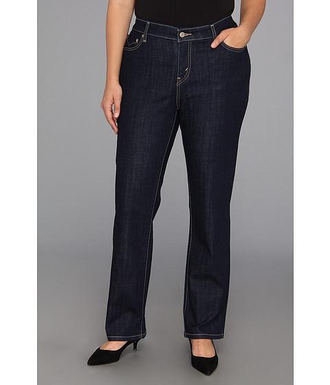 1632148a145 Levis Plus Plus Size 590 Fuller Waist Straight Leg Jean Right On ...