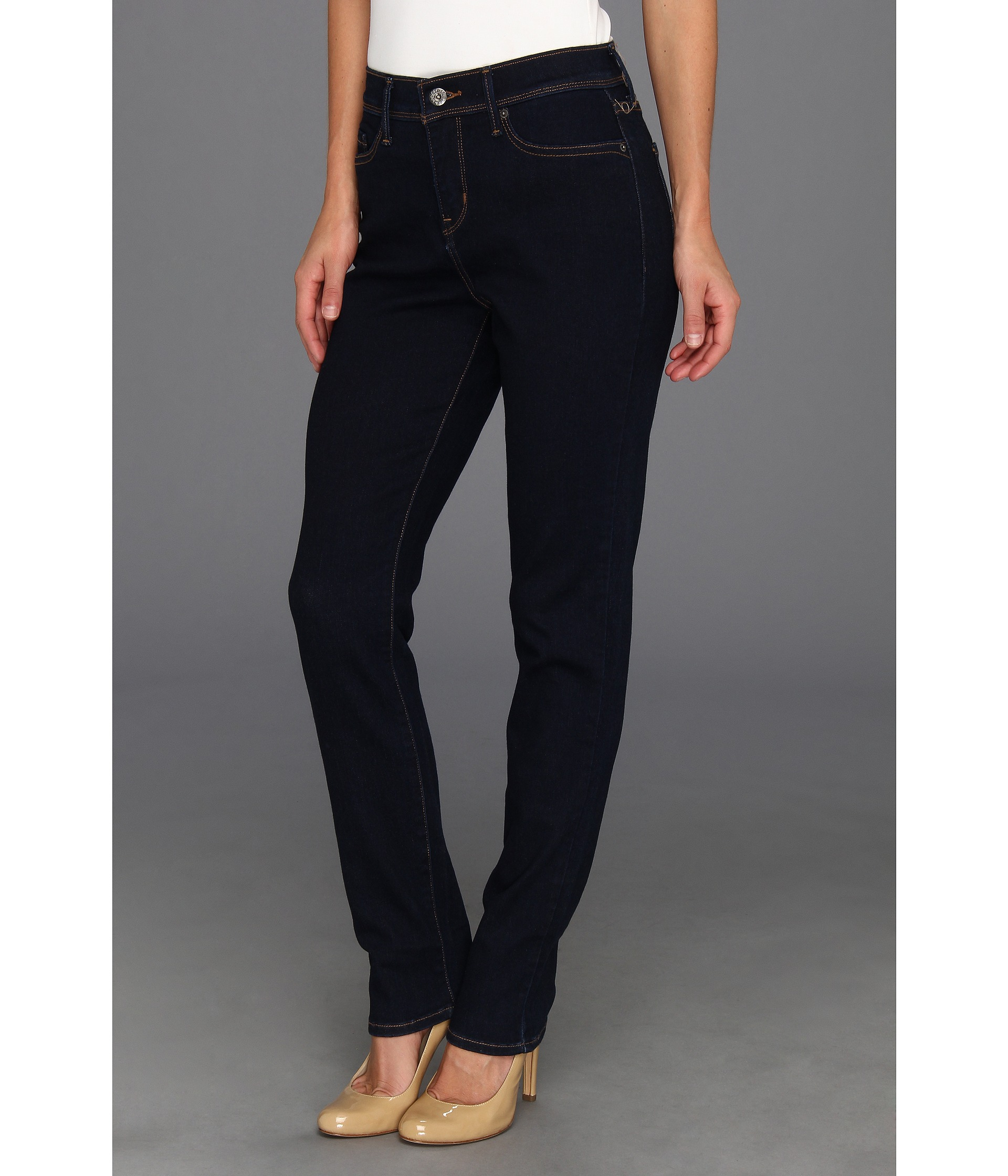 aa0d8f789b15c Levis® Womens 512™ Perfectly Slimming Skinny Jean on PopScreen