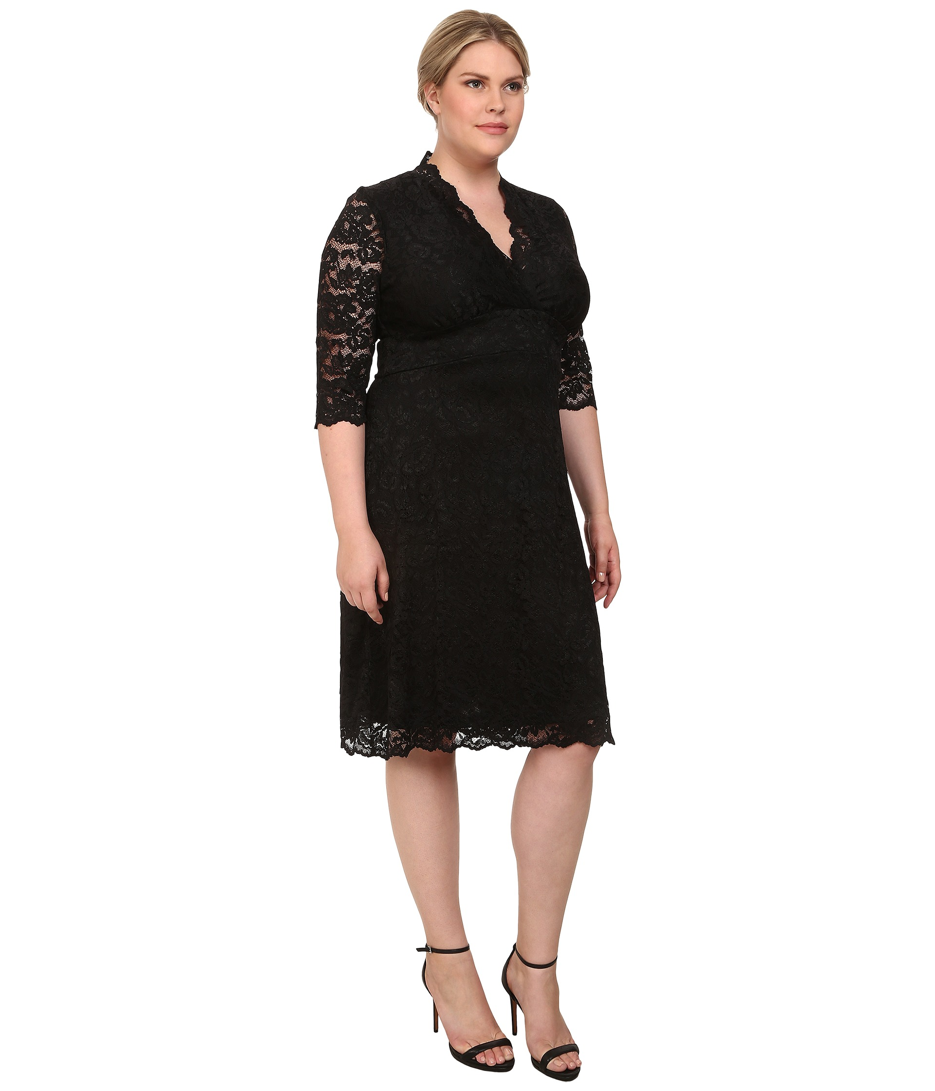 0bcfd6c0967 Free shipping BOTH ways on kiyonna plus size dresses from our vast  selection of styles.