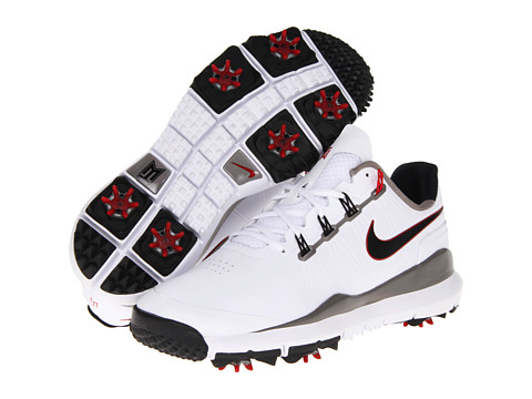 watch 9bd9b 94057 Evolution of Tiger Woods Golf Shoes