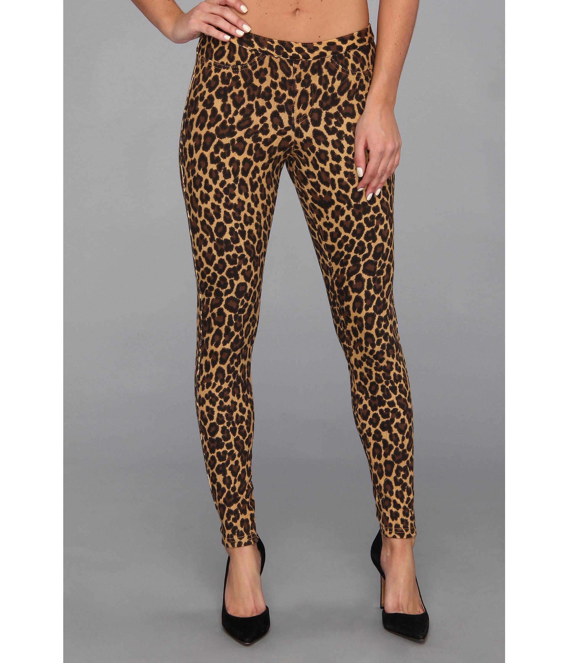 Hue Leopard Print Legging Shipped Free At Zappos
