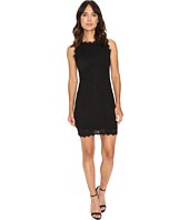 Laundry By Shelli Segal Sand Dollar Lace Dress Black