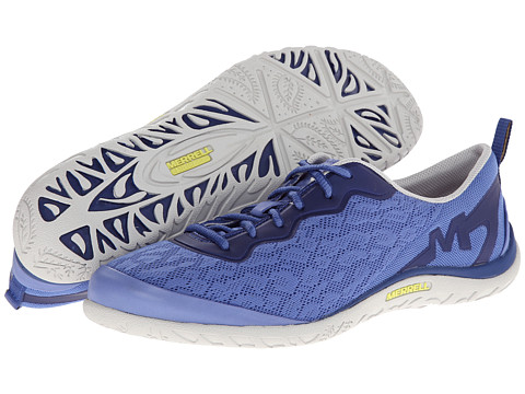 Merrell Women S Enlighten Shine Breeze Shoes Eggshell Blue