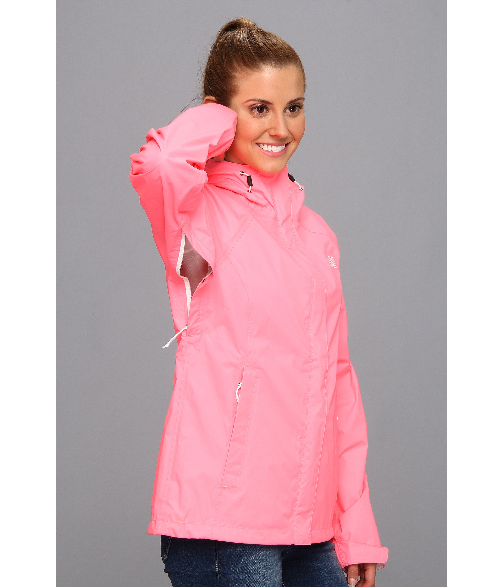 b2d82ee00 The North Face Venture Jacket Sugary Pink/Sugary Pink on PopScreen