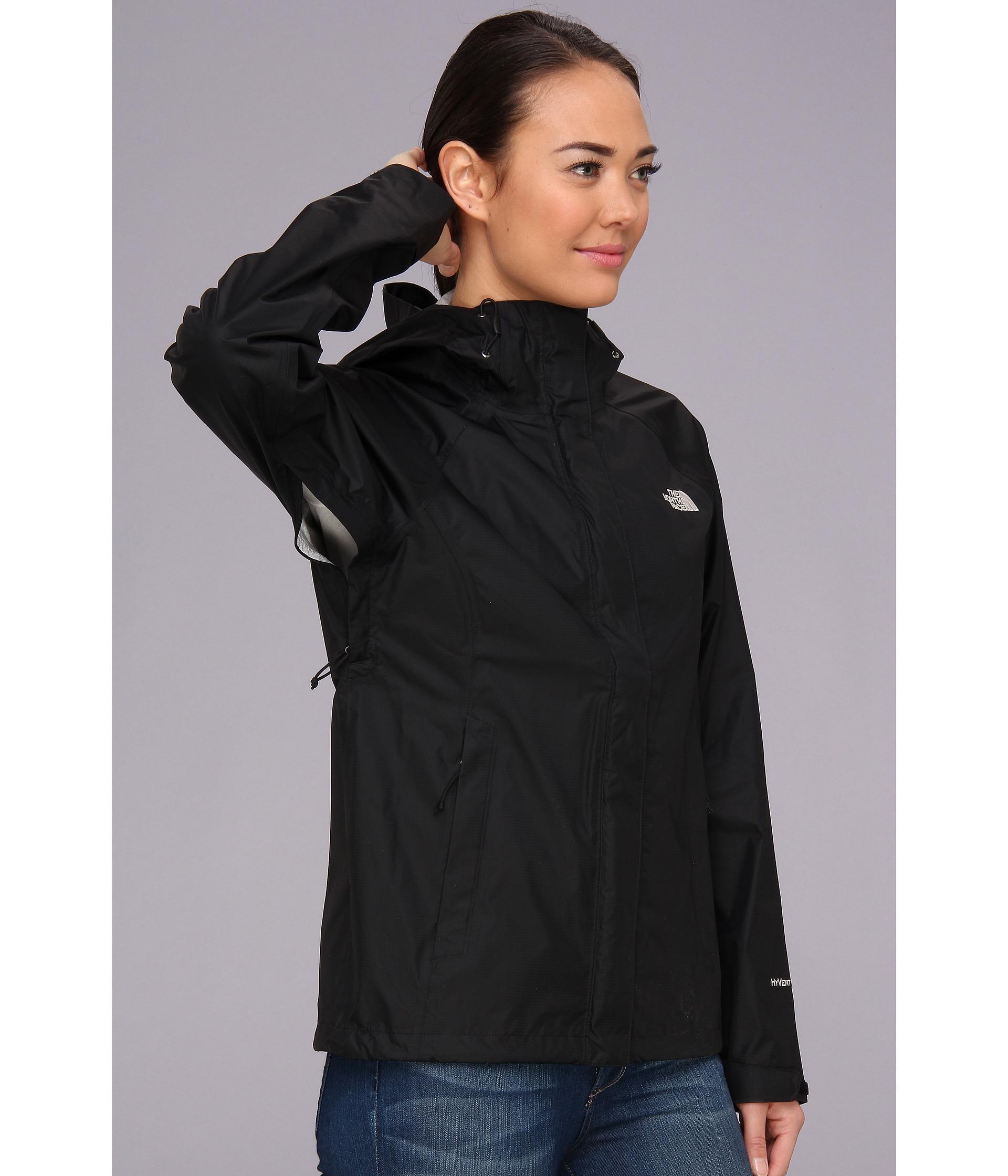 North face women venture jacket