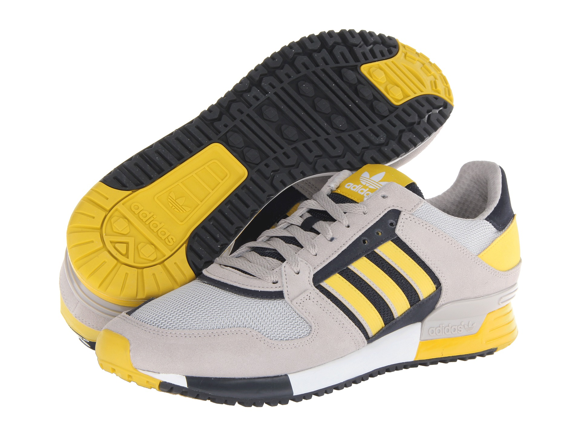 f5bc26376aef Adidas Originals Zx 630 Chrome Tribe Yellow Legend Ink on PopScreen