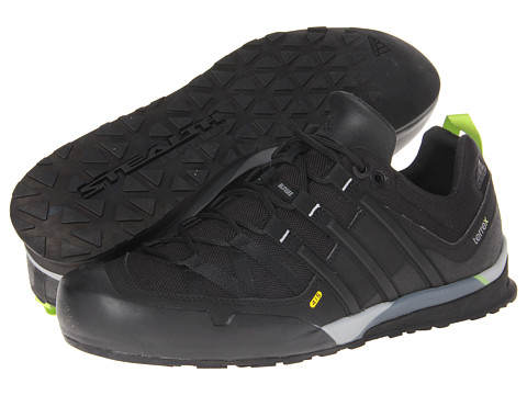 Adidas Terrex Solo Stealth Approach Shoes Amazon Waterproof