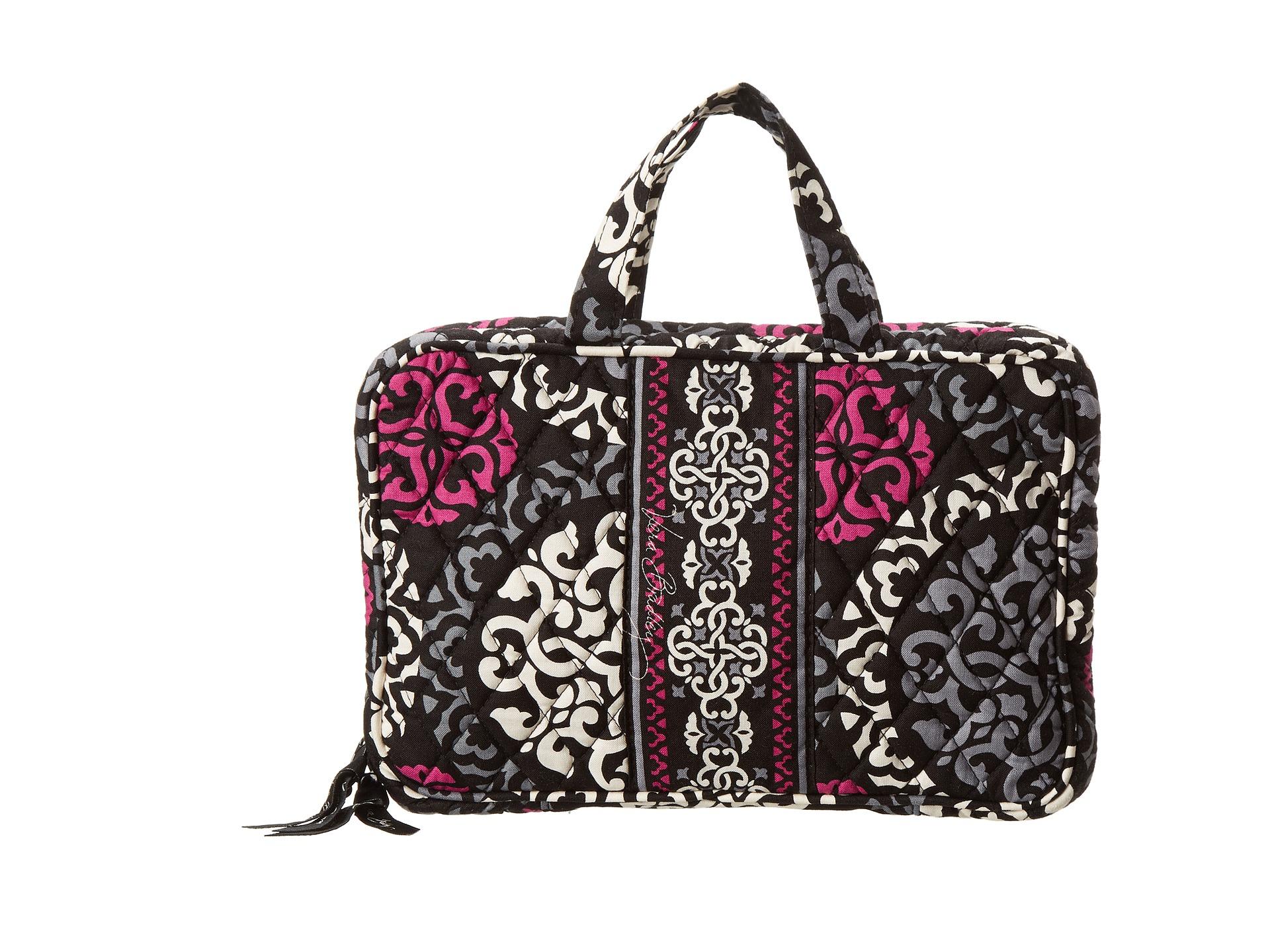 Vera Bradley Hanging Travel Cosmetic Bag