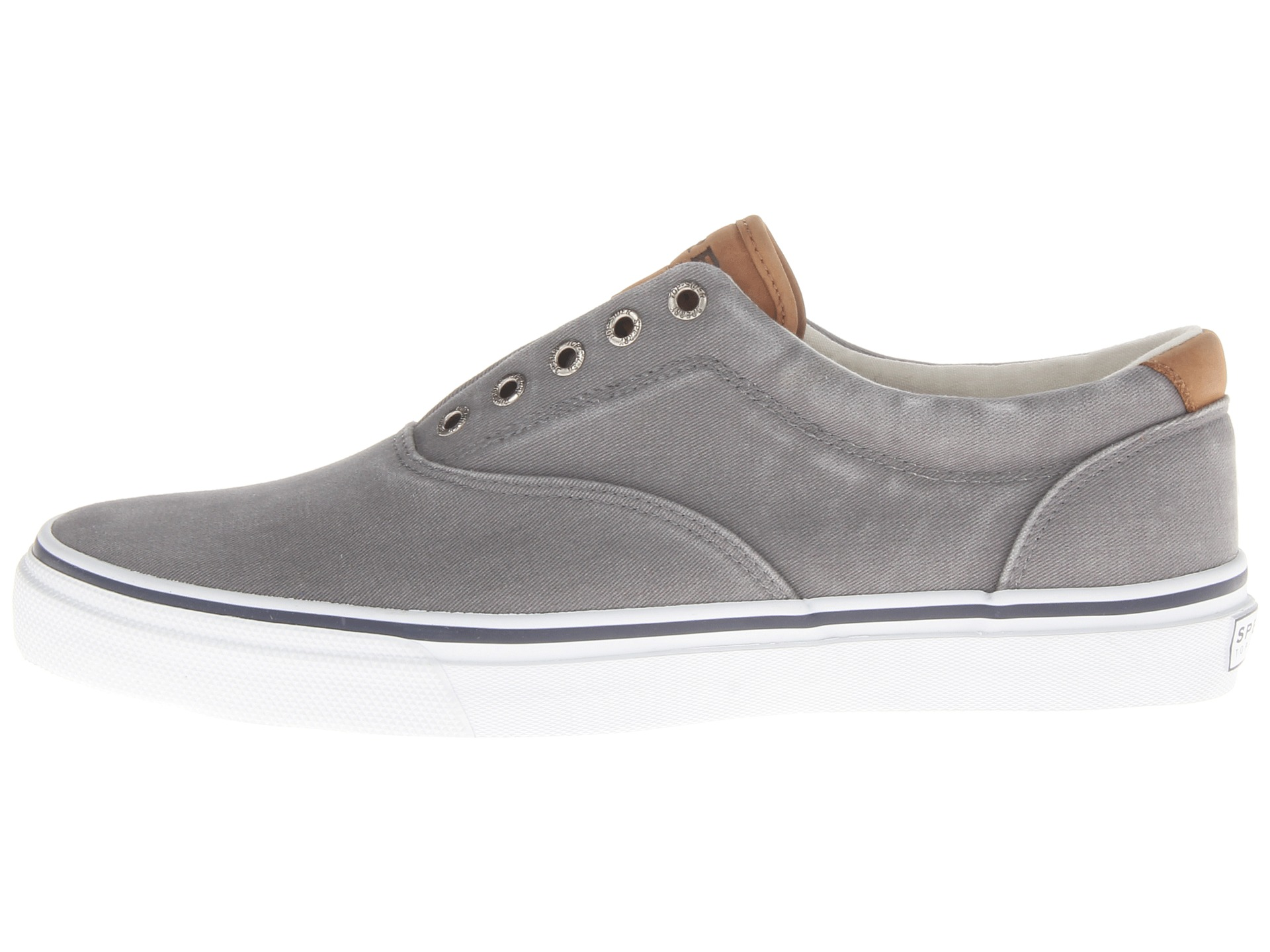 How To Clean Sperry Top Sider Canvas Shoes