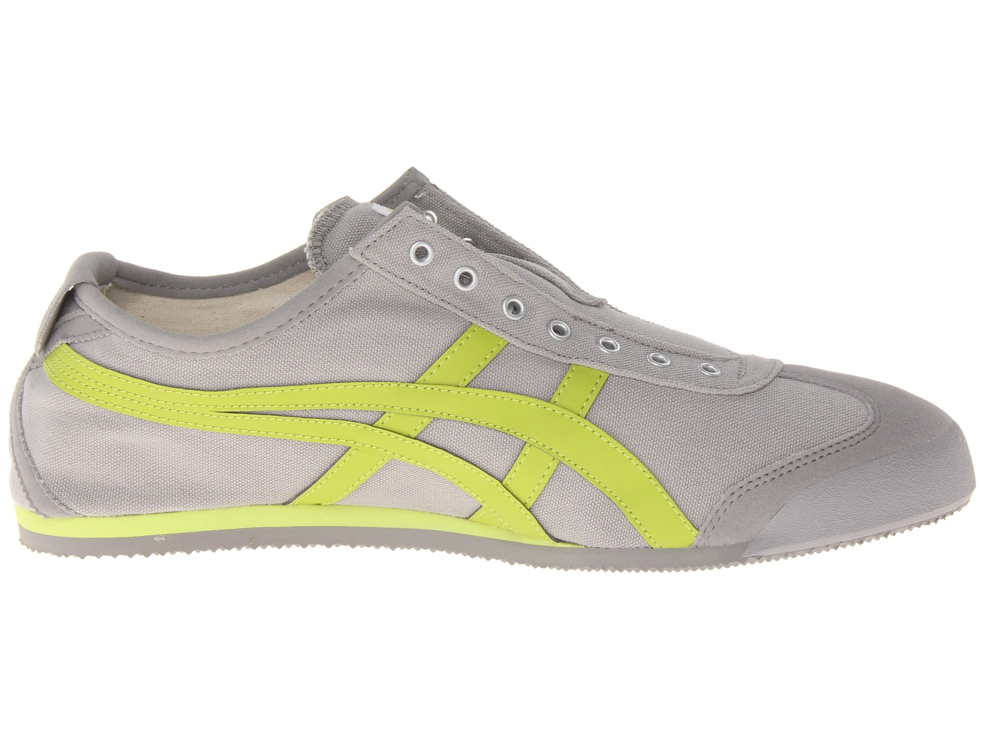 Onitsuka Tiger By Asics Mexico 66 Slip On GreyWhite