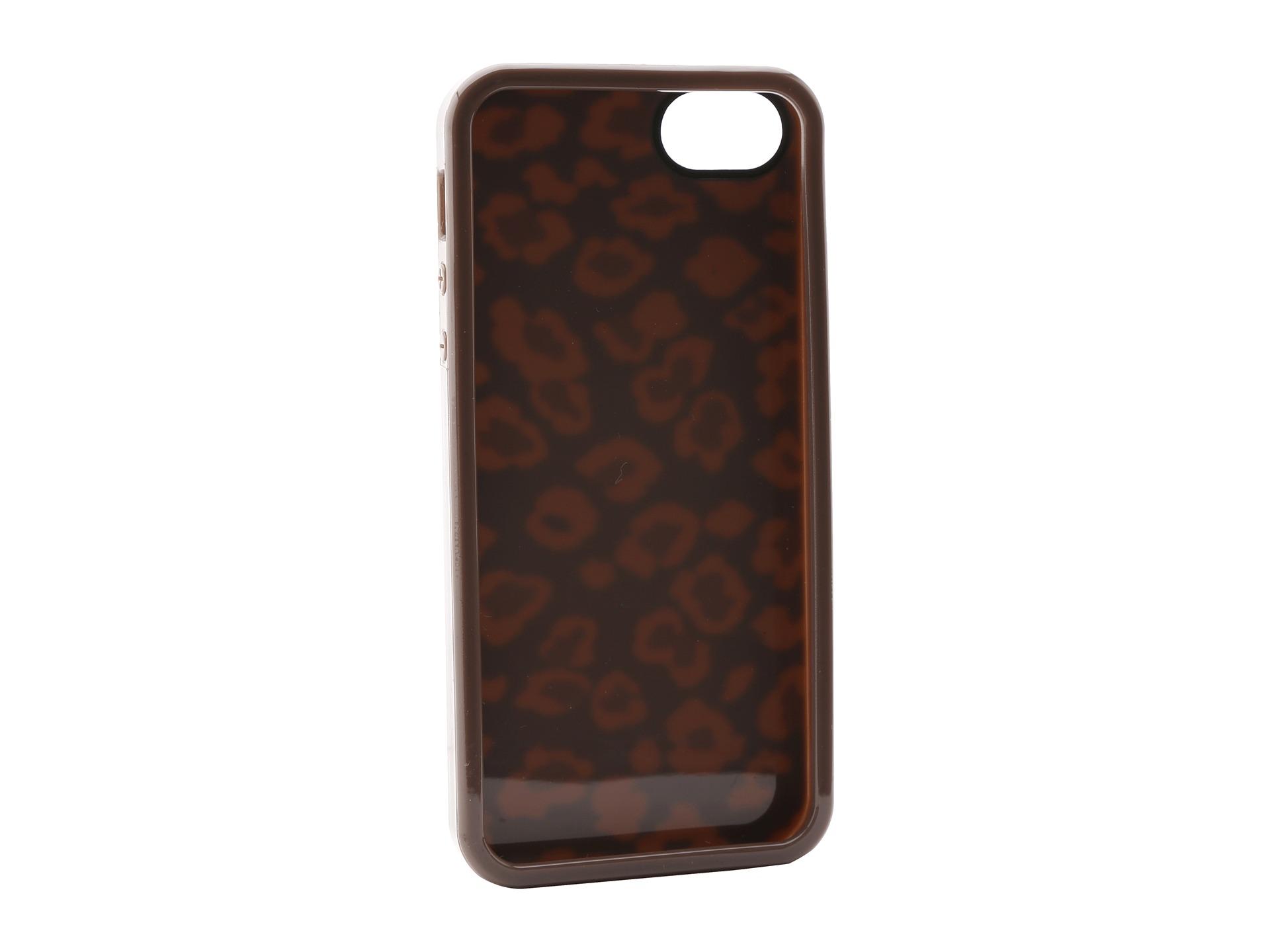 marc by marc jacobs sasha leopard phone case for iphone 5. Black Bedroom Furniture Sets. Home Design Ideas