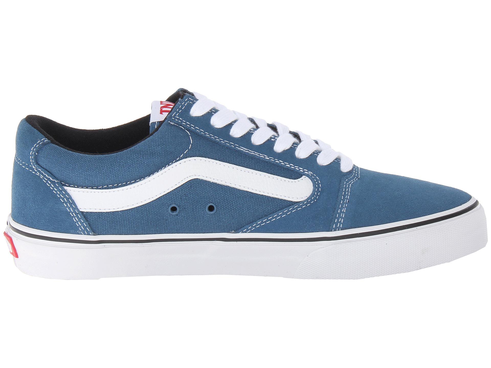 8ae988392e18fd Vans TNT 5 Blue White on PopScreen