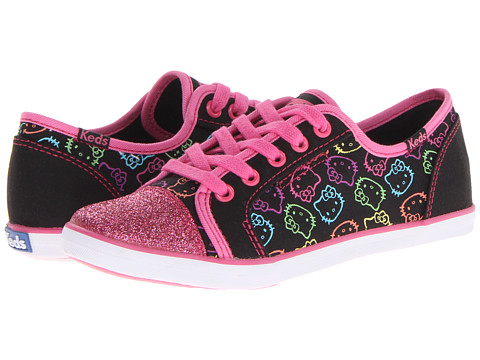 Keds Kids Hello Kitty Rally K Little KidBig Kid 6pmcom