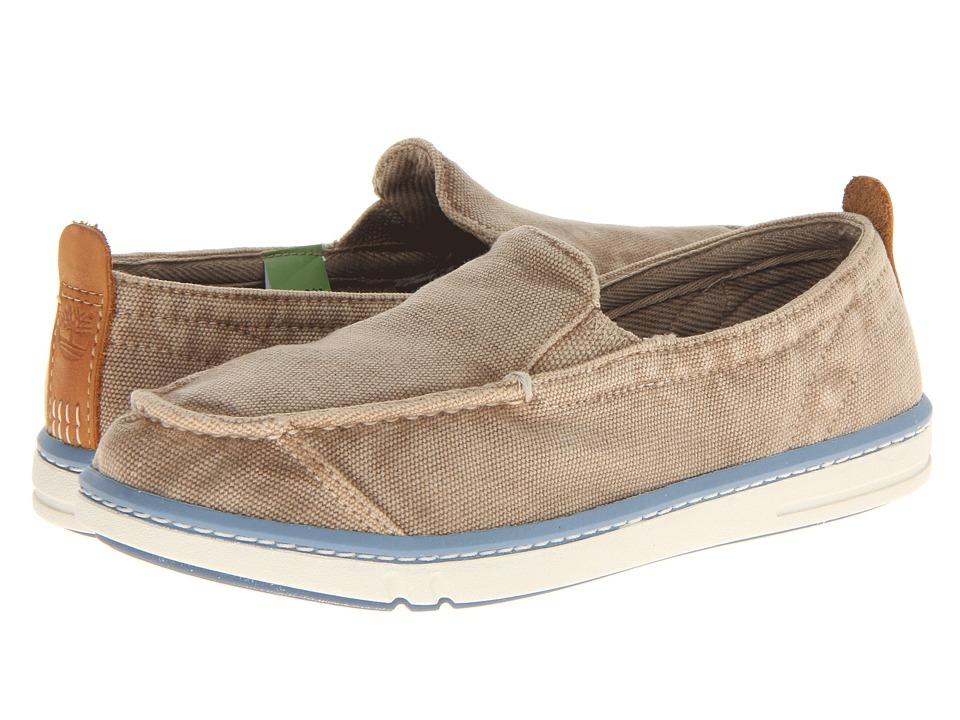 e9a6458b715e01 Timberland Kids Earthkeepers Hookset (Little Kid) (Tan) Boy s Shoes