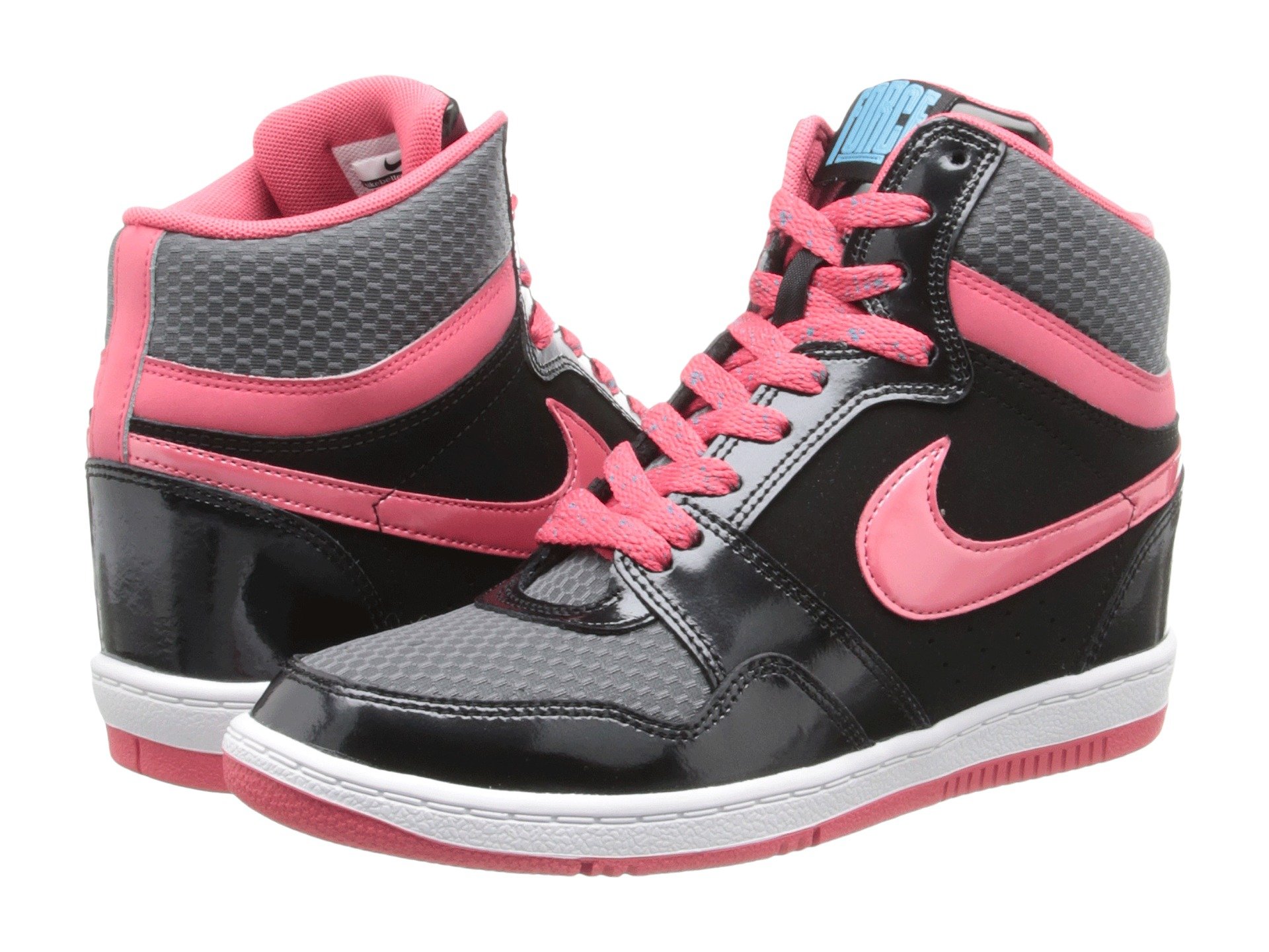 Nike Women S Force Sky Wedge Shoe