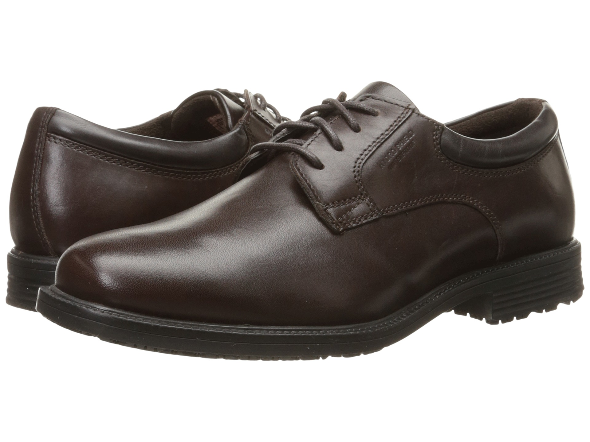 Rockport Essential Details Waterproof Plain Toe Oxford At