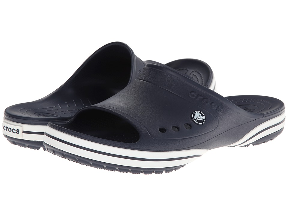 online store 1663c 35878 Crocs Crocband X Slide (Navy) Shoes
