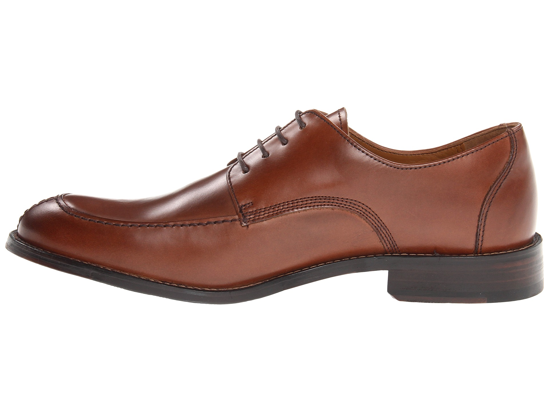 Johnston & Murphy shoes are the best. Definitely the most comfortable dress shoes and stylish boots I've ever owned. The quality is definitely worth the price as these shoes have lasted a very.