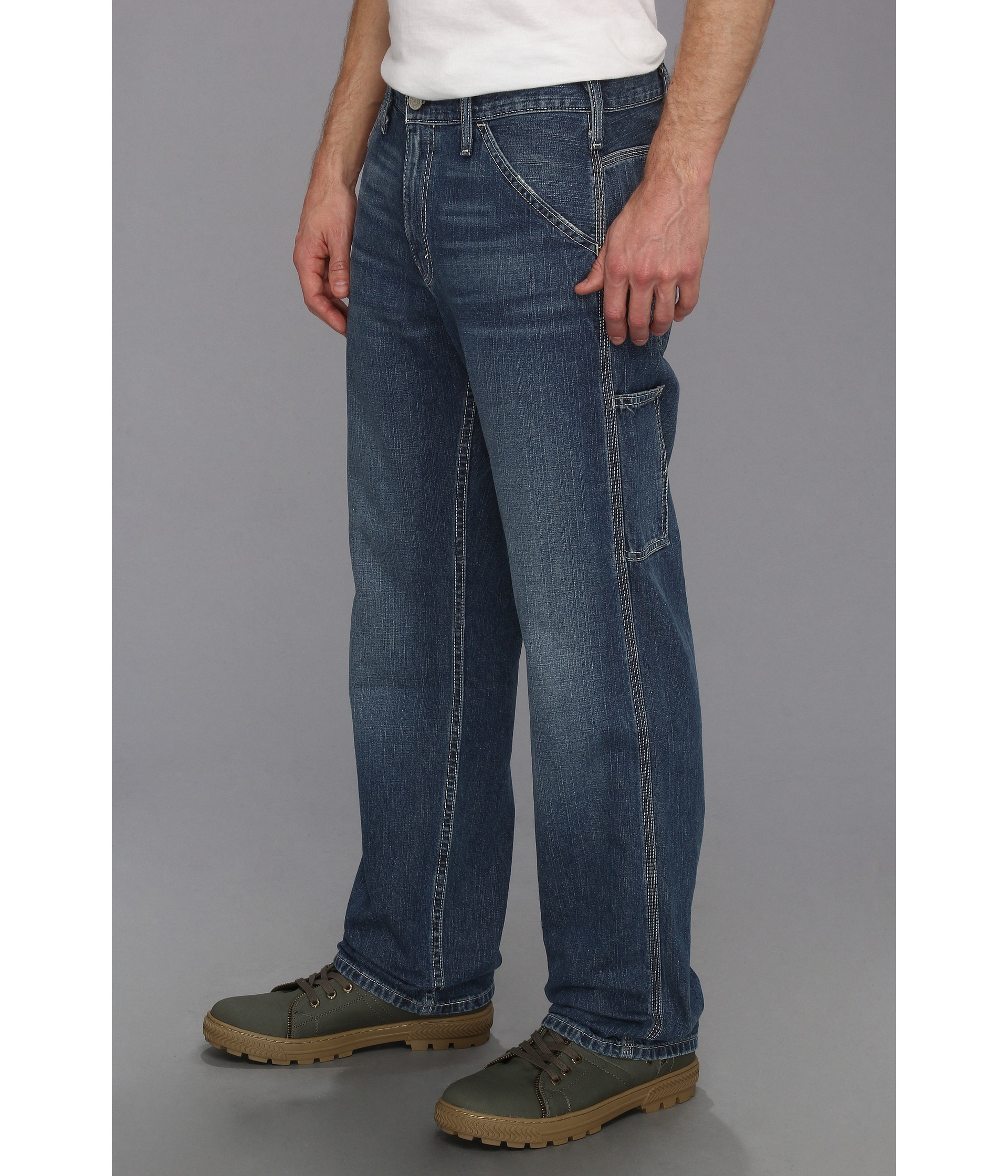 Levis Mens Carpenter Jean Zapposcom Free Shipping