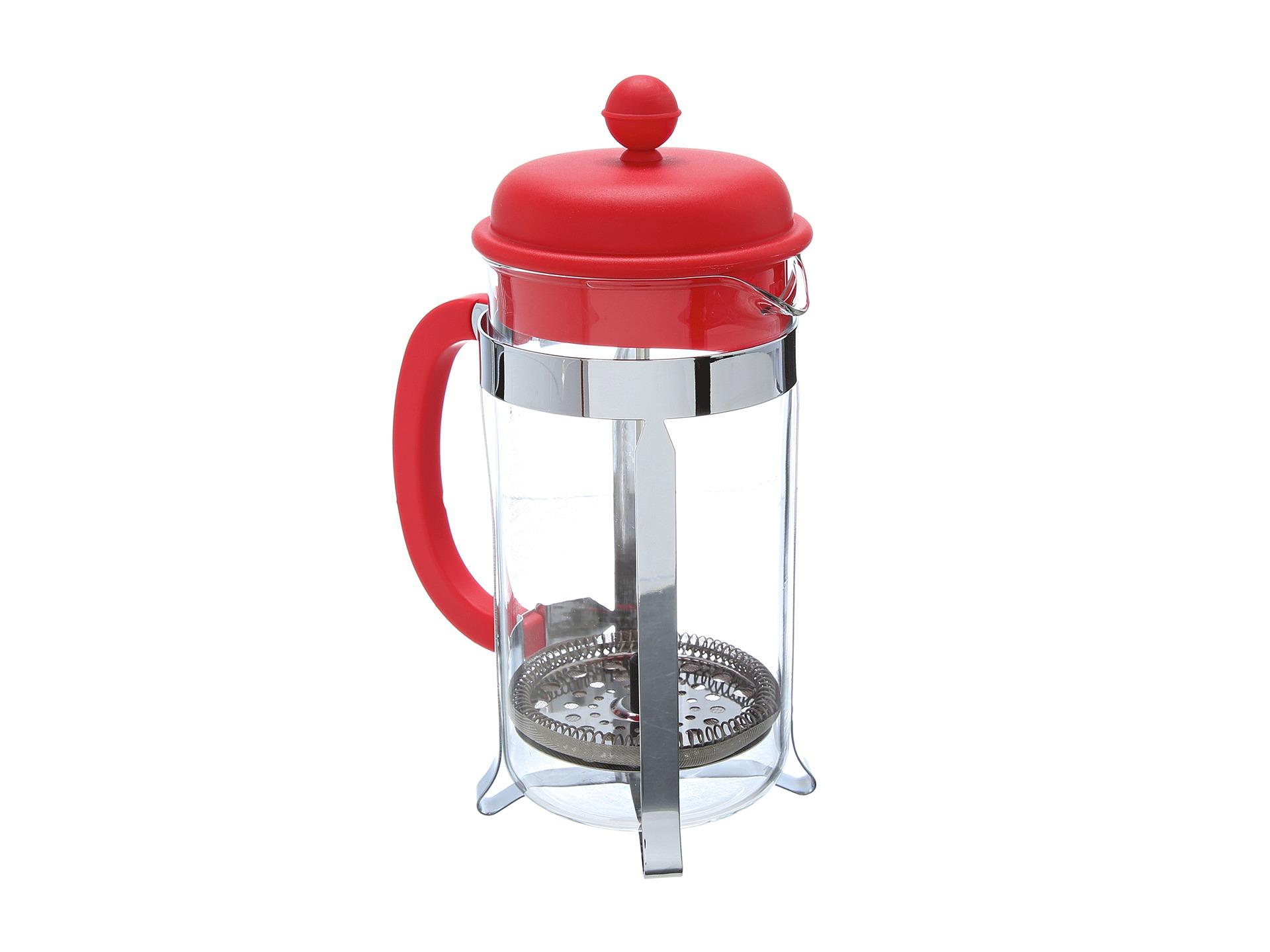 bodum caffettiera french press coffeemaker 34 oz shipped free at zappos. Black Bedroom Furniture Sets. Home Design Ideas
