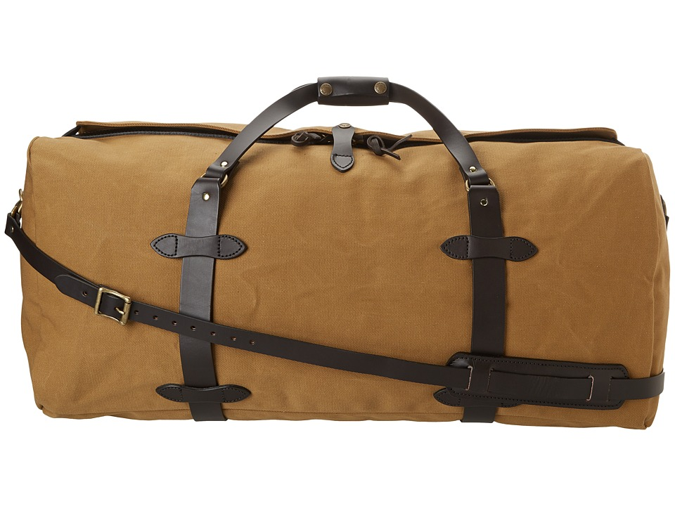 Filson Large Duffle Bag Tan Duffel Bags The Best Travel For Men