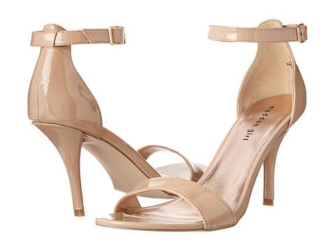 Madden Girl Darrlin Nude Patent Shoe