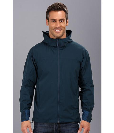 9df6879b04 Best Review Arc'teryx Solano Jacket Blue Moon - Men's Hooded Jackets