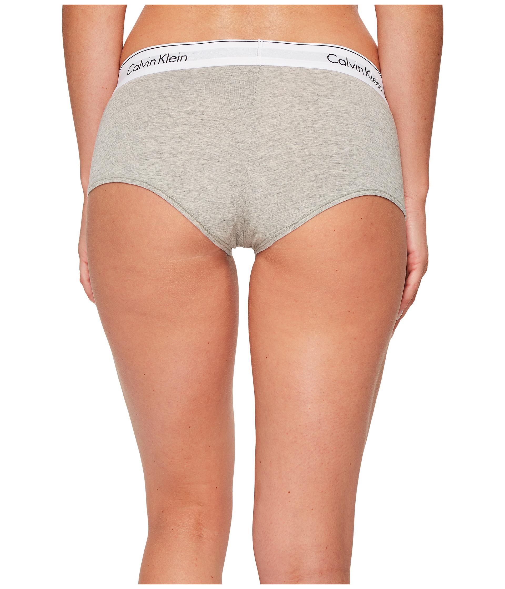 Calvin Klein Underwear Modern Cotton Boyshort Zapposcom
