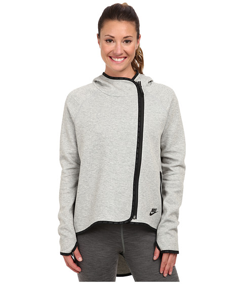 nike tech fleece cape clothing shipped free at zappos. Black Bedroom Furniture Sets. Home Design Ideas