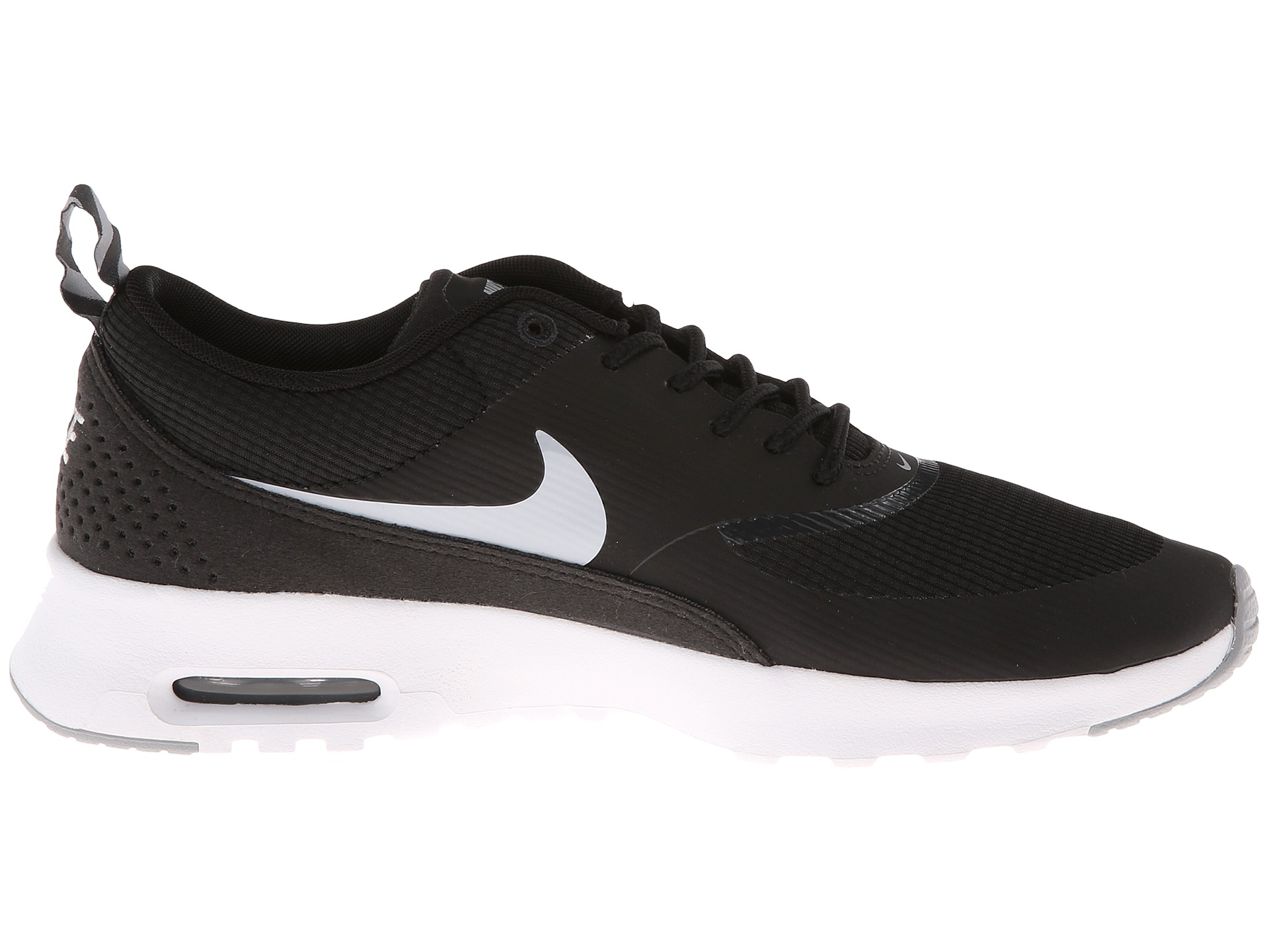 new products 5d259 fd386 Nike Air Max Thea Black Cool Grey Wolf Grey Silver