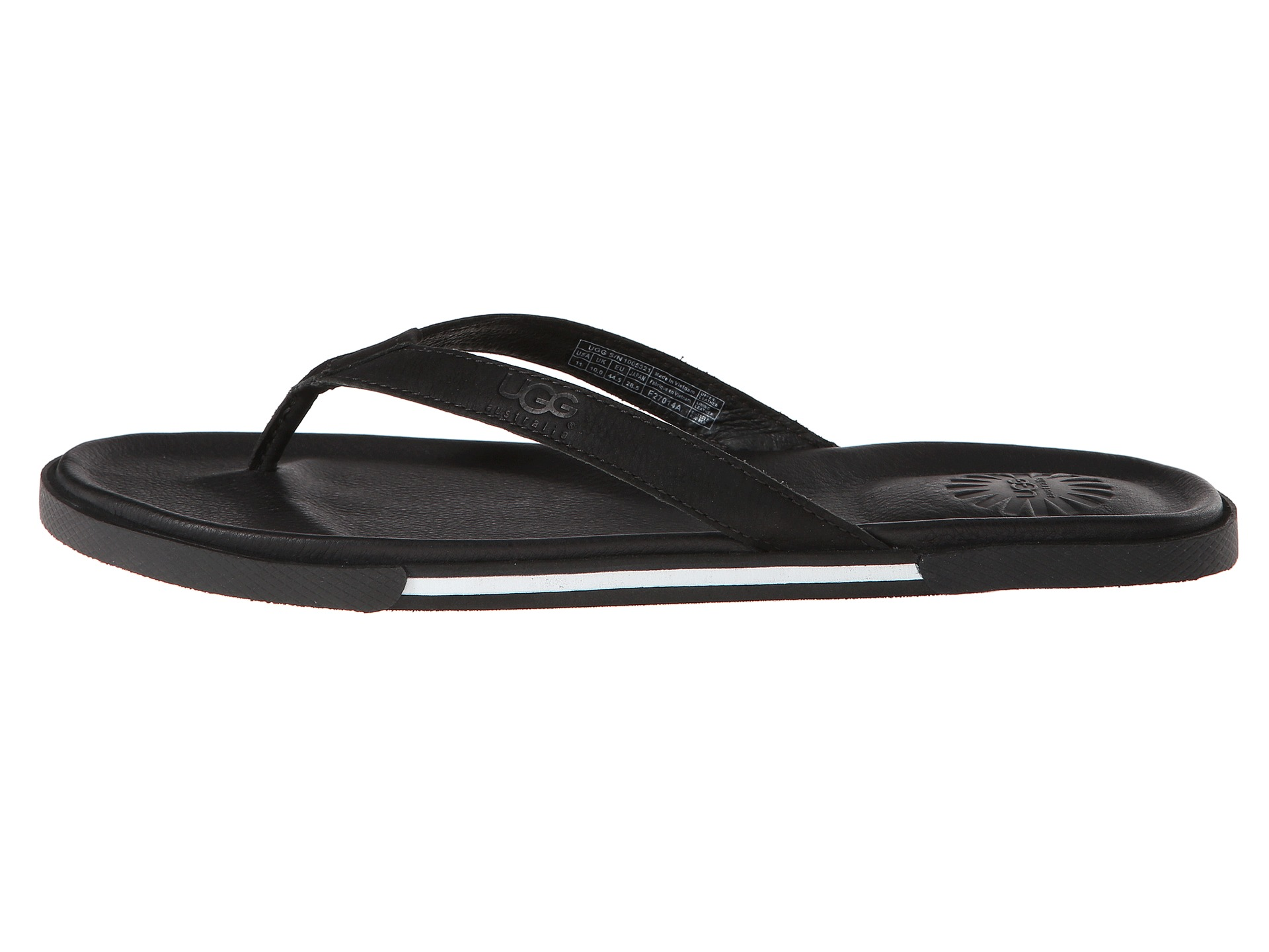 a7469914b4cb Ugg Bennison Flip Flop Reviews