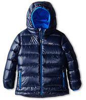 Patagonia Kids Boys Hi Loft Down Sweater Hoodie Little