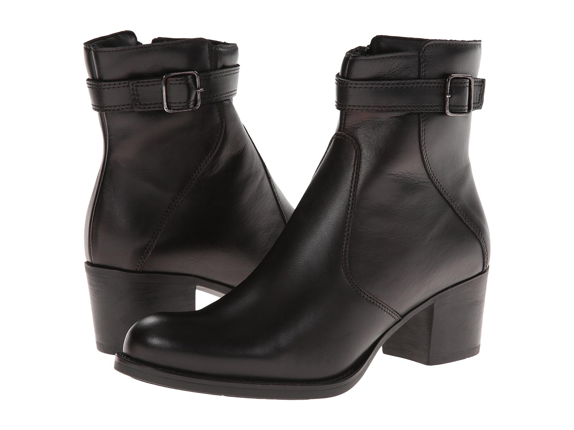 La Canadienne Pheonix Black Leather Zappos Com Free