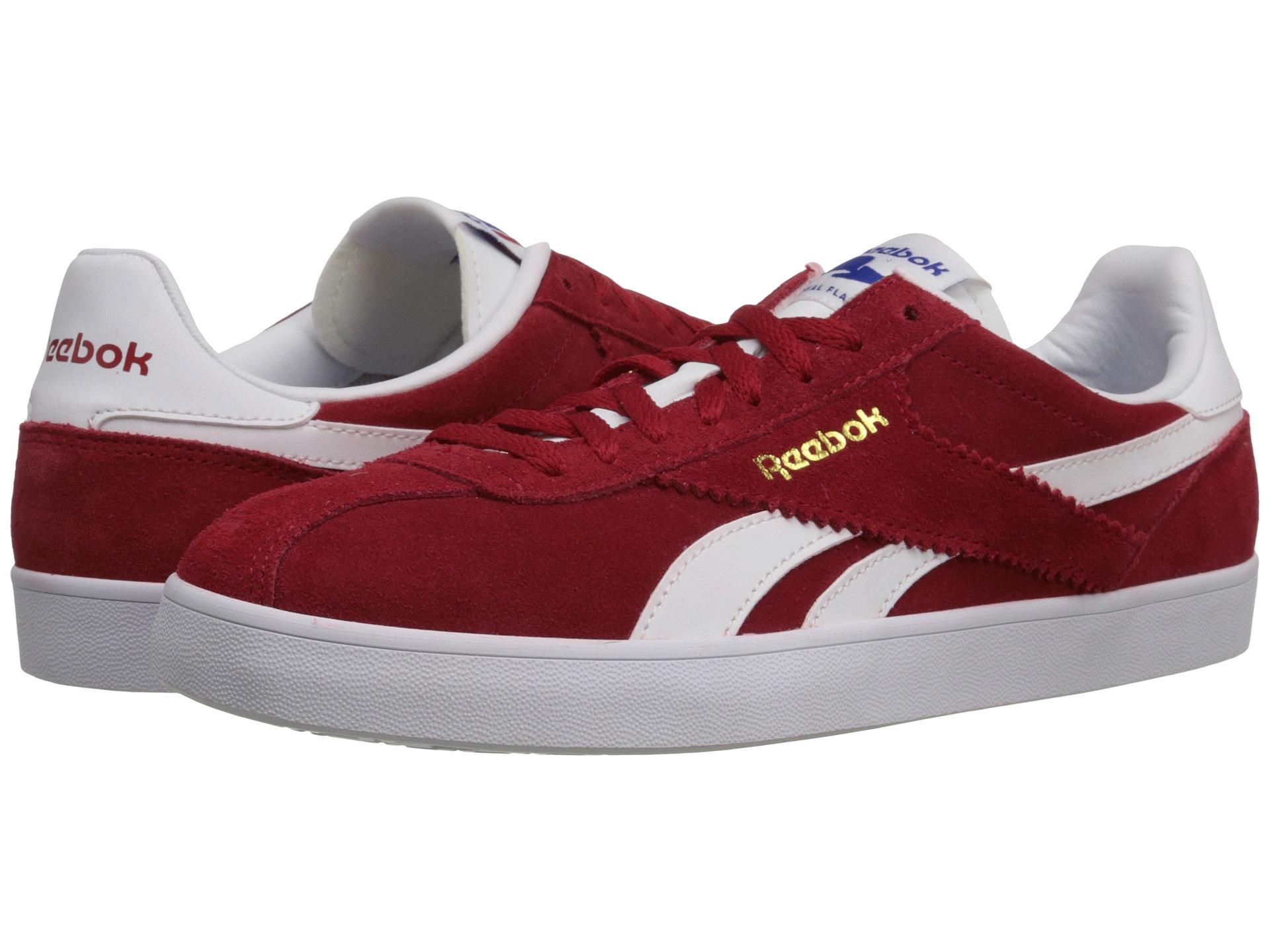 6ea970e6e52616 reebok classic red suede Sale