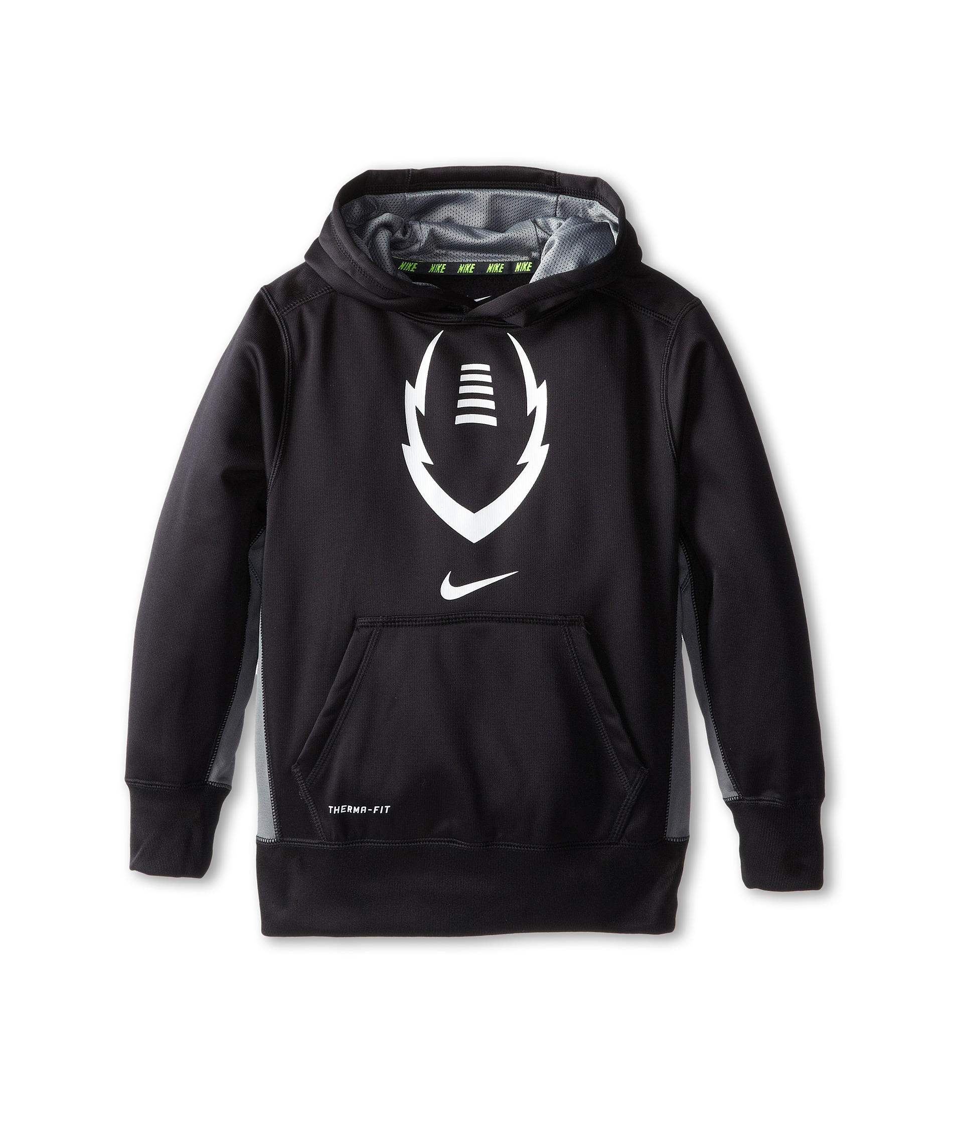 Nike soccer hoodie