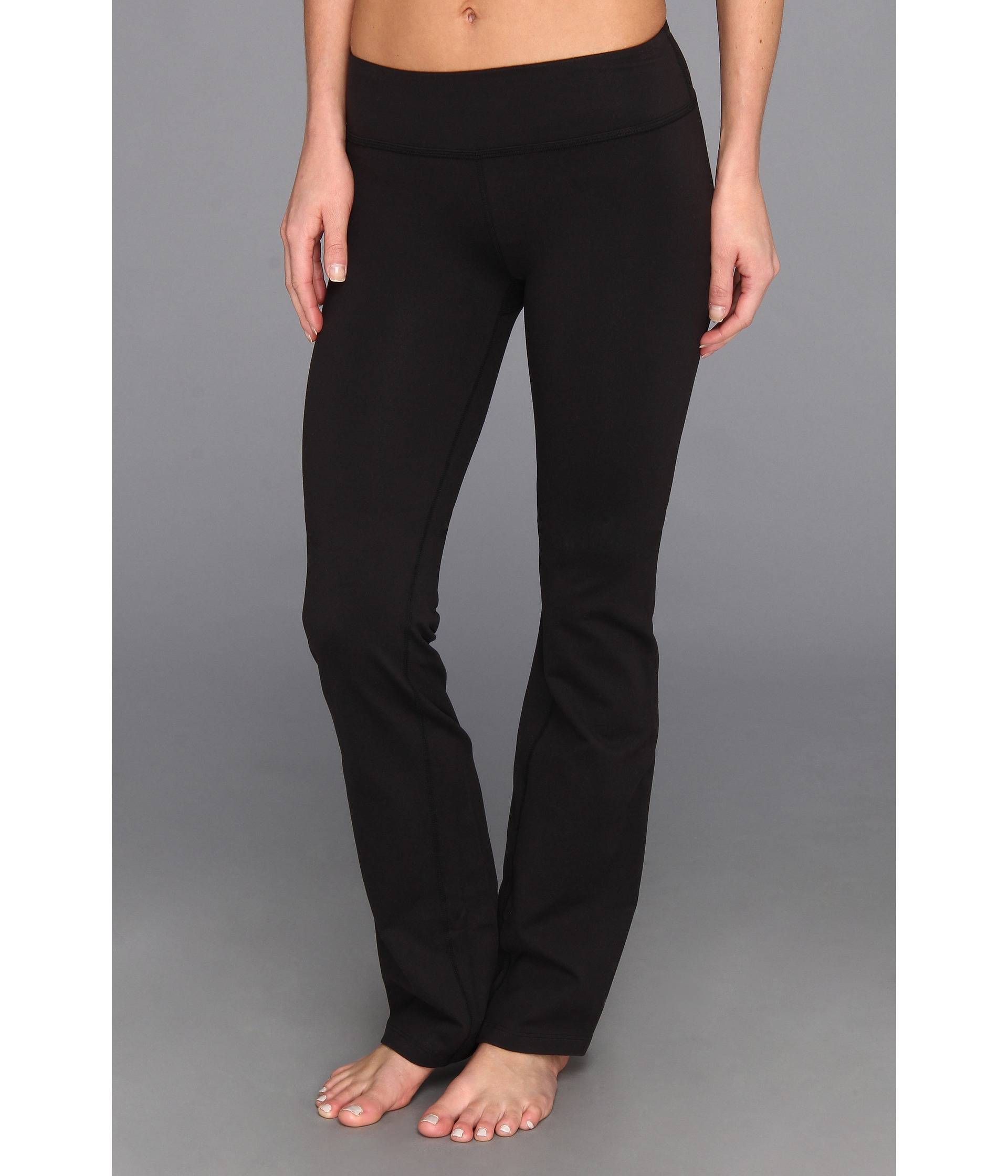 df0a23ccc2 Beyond Yoga Essential Pant Black   Shipped Free at Zappos