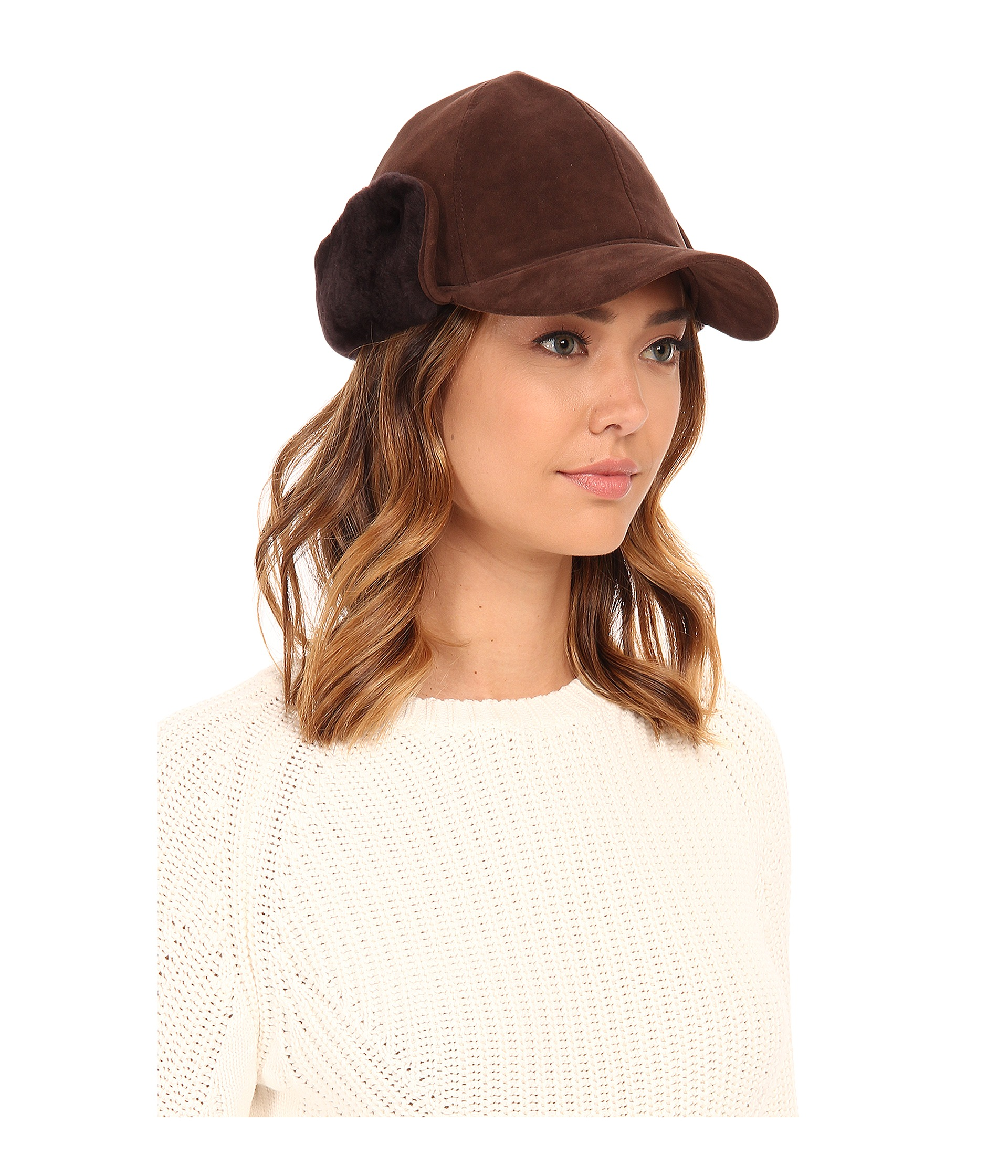 ed4b5e97966 Ugg Lockwood Shearling Trapper Hat