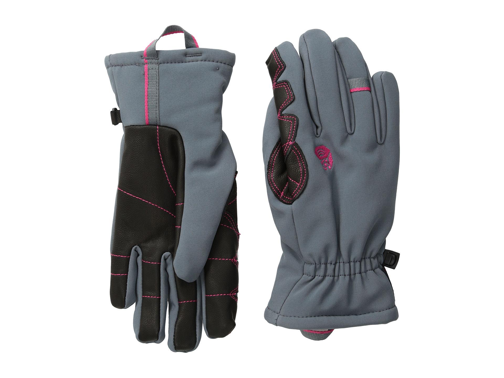 Mountain Hardwear Torsion Insulated Glove Zappos Com