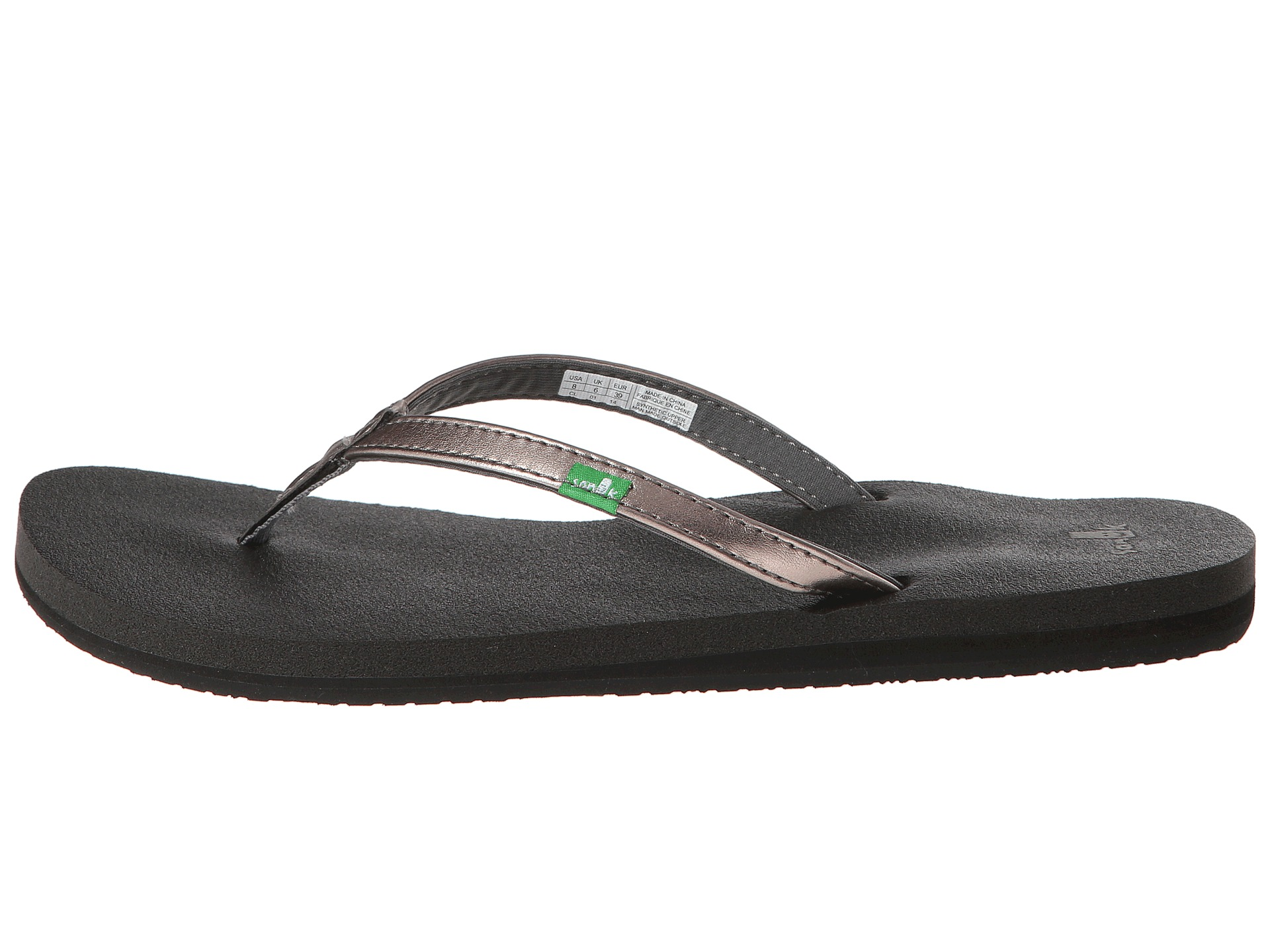 Sanuk Yoga Joy Metallic At Zappos Com