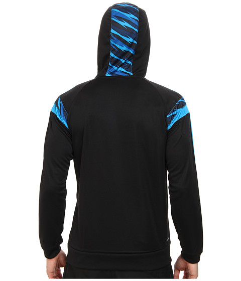 Search Adidas Speedkick Condivo Hoodie Black Solar Blue