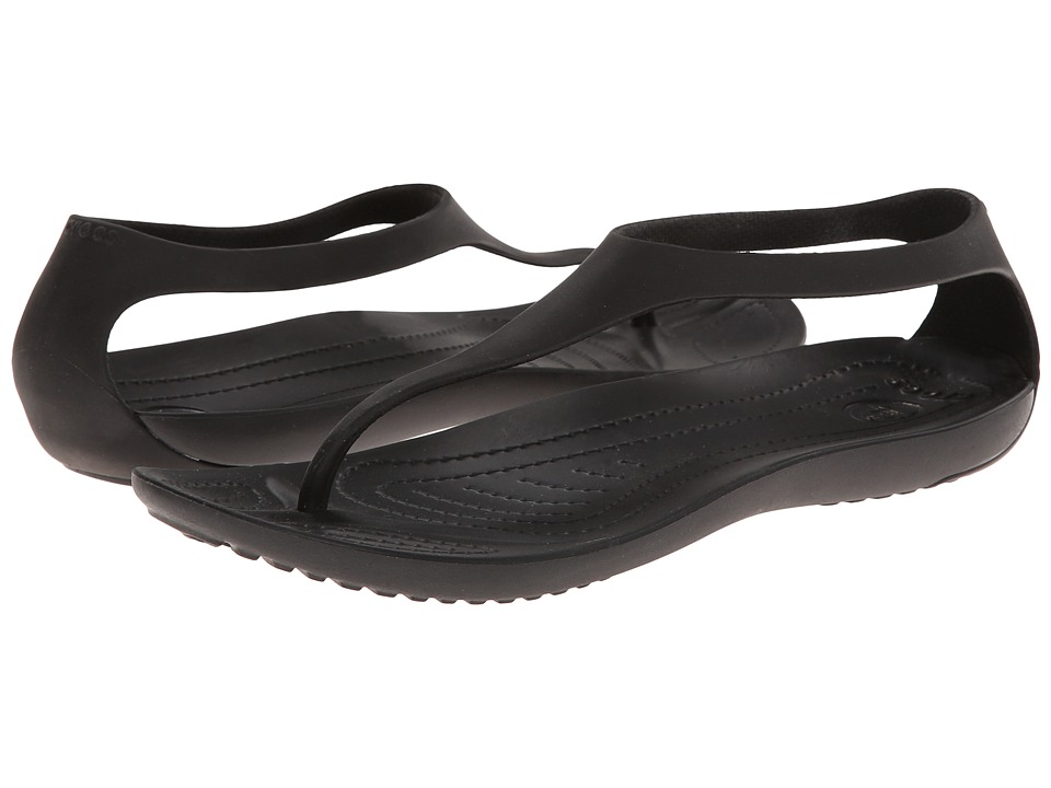 New Womens-Crocs-Really-Sexi-Flip-Full-Strappy-Lightweight-Gladiator-Comfort-Sandals